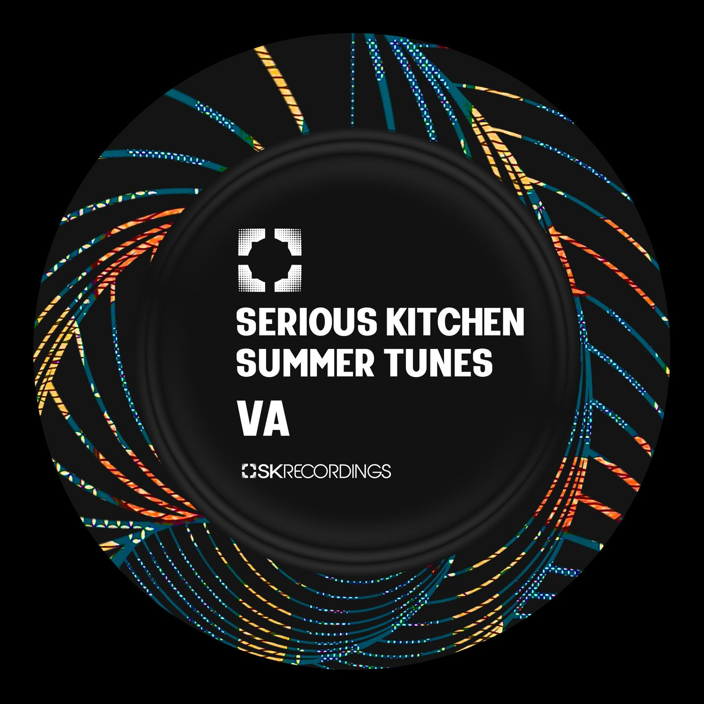 Various Performers - Serious Kitchen Summer Tunes (2021)