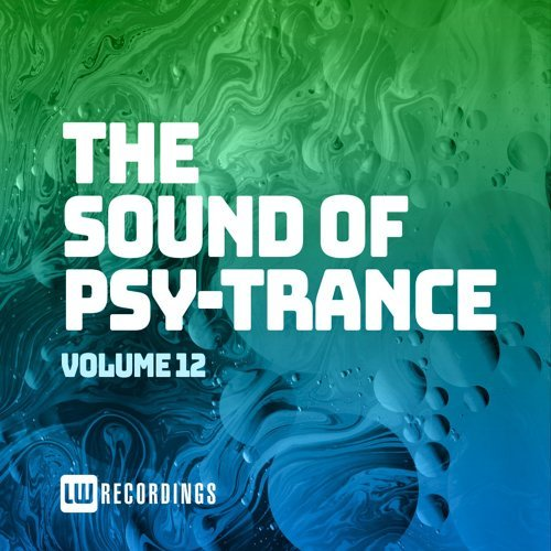Various Performers - The Sound Of Psy-Trance Vol.12 (2021)