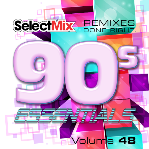 Various Performers - Select Mix '90s Essential 48 (2021)