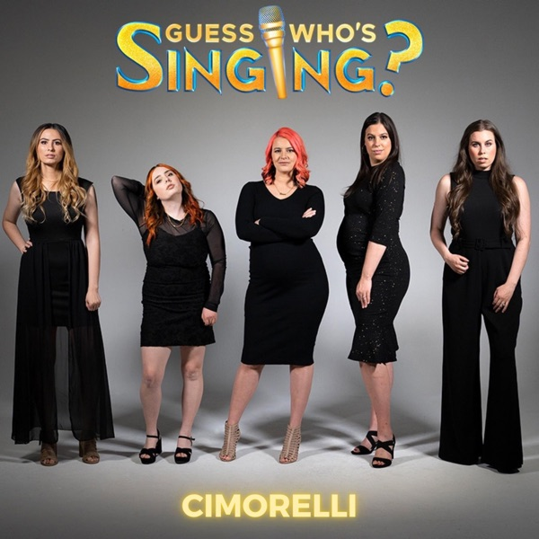 Cimorelli - Guess Who's Singing: The Soundtrack (2021)