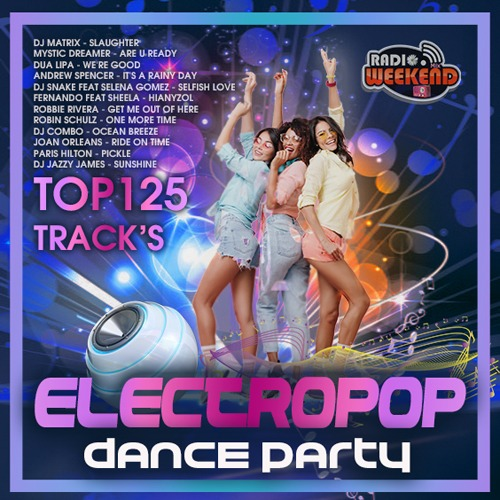 Varied Performers - Electropop Dance Party (2021)