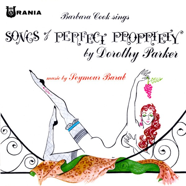 Barbara Cook - Songs Of Perfect Propriety (2021)