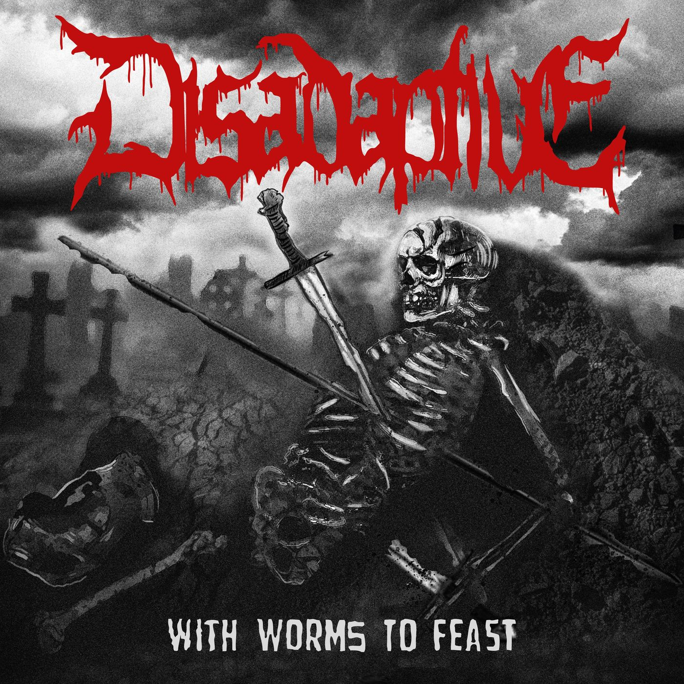 Disadaptive - With Worms To Feast (2021)