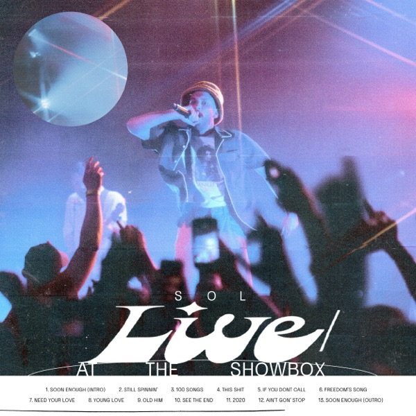 SOL - Live At The Showbox / 2019 (2021)