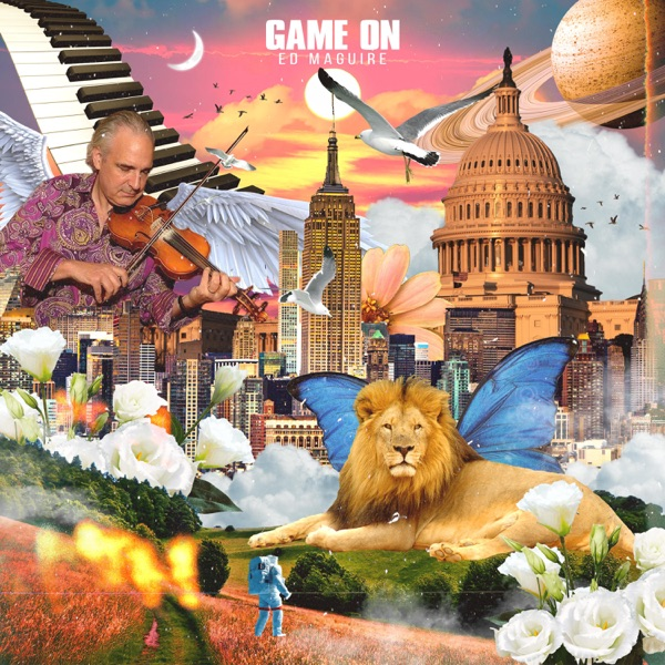 Ed Maguire - Game On (2021)