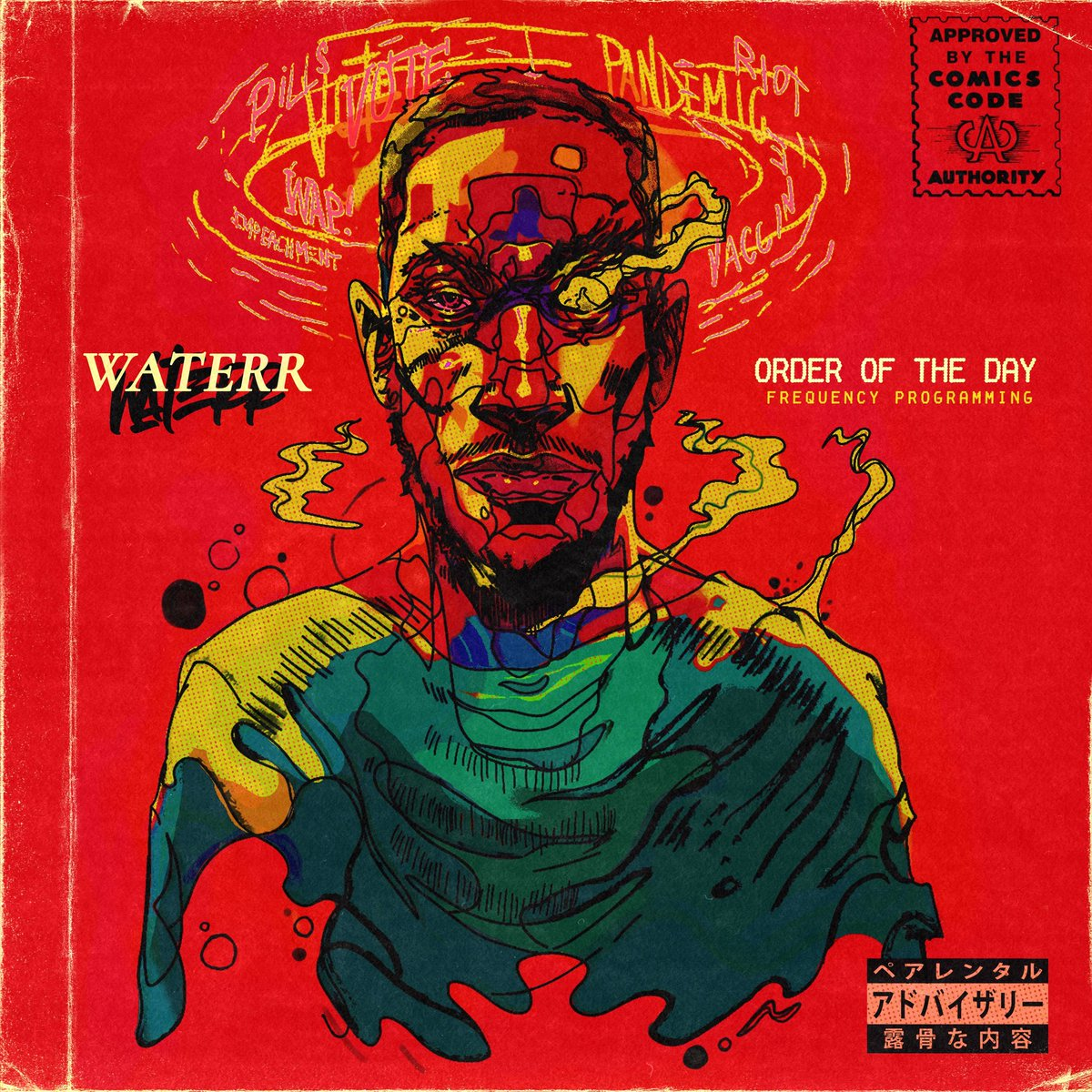 Waterr x Tone Beatz - Order Of The Day: Frequency Programming (2021)