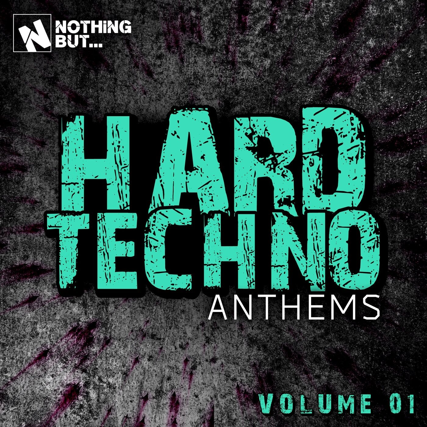 Various Performers - Nothing But... Hard Techno Anthems Vol. 01 (2021)