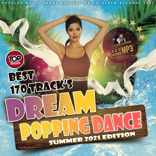 Varied Performers - Dream Popping Dance (2021)