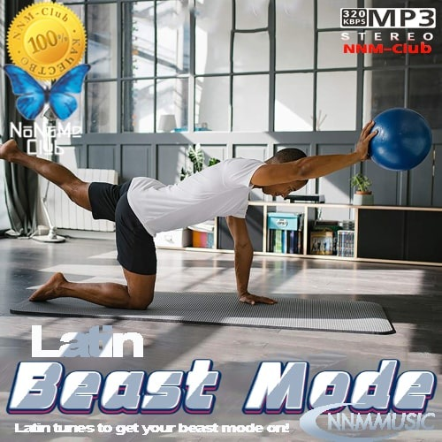 Various Performers - Beast Mode Latin (2021)