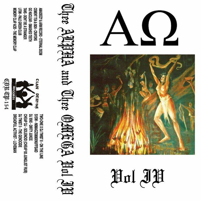 Various Performers - Thee Alpha & Thee Omega, Vol. IV (2021)