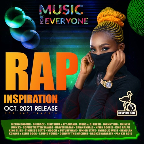 Various Performers - Rap Inspiration: Music For Everyone (2021)