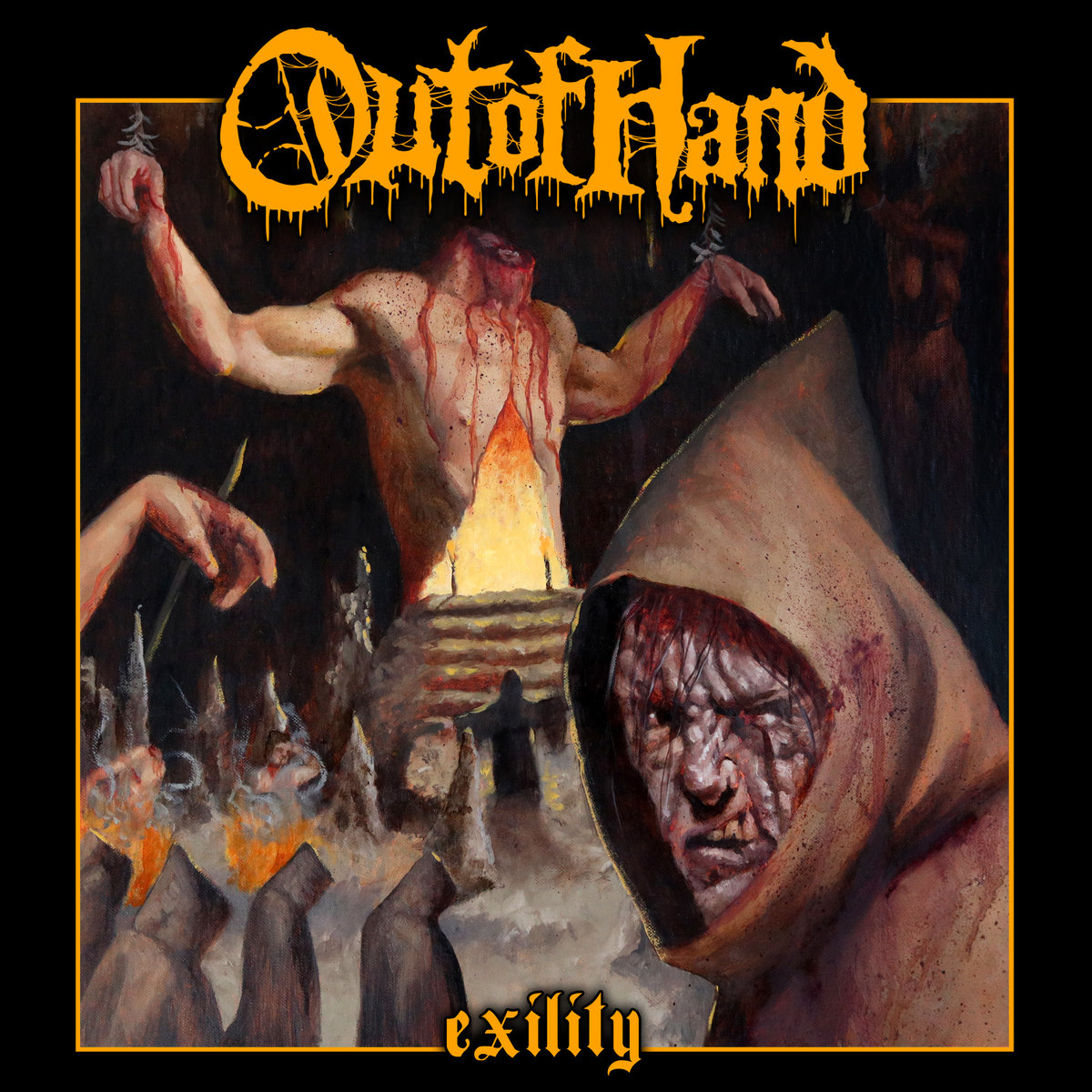 Out Of Hand - Exility (2021)
